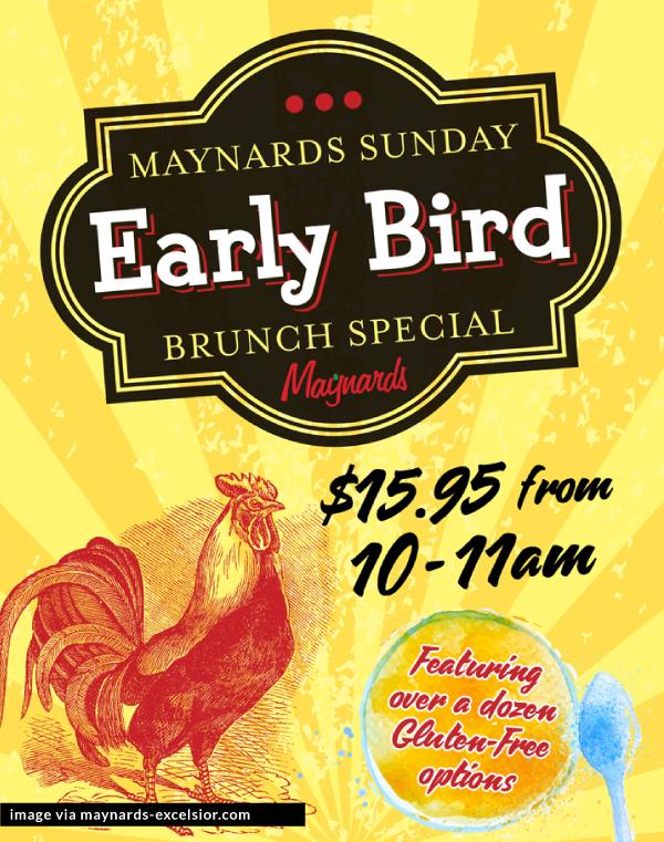 Maynards_Sunday_Early_Bird_Special Example