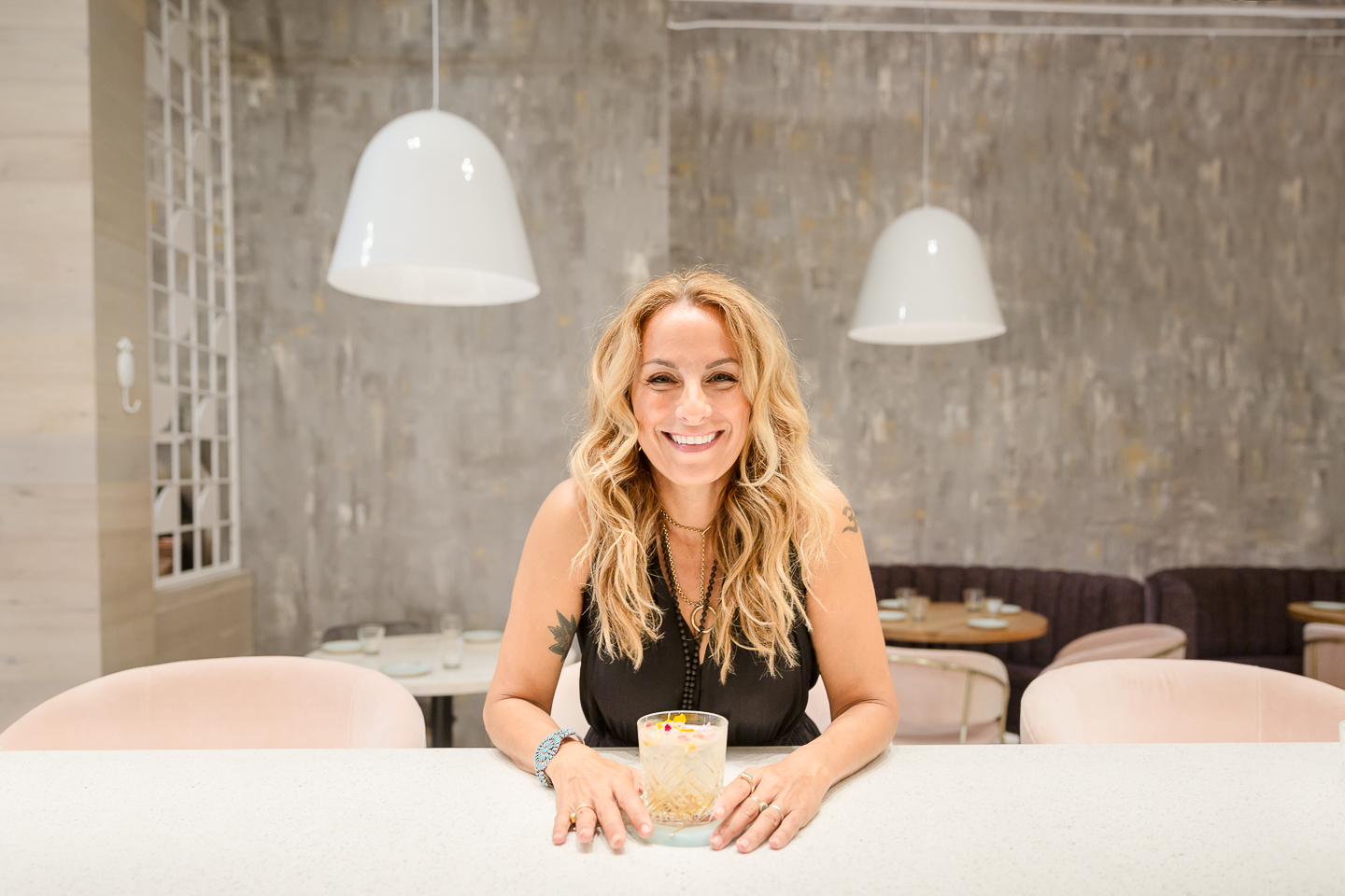 A Conversation with The Founder and Owner of Fresh Restaurants: Ruth Tal