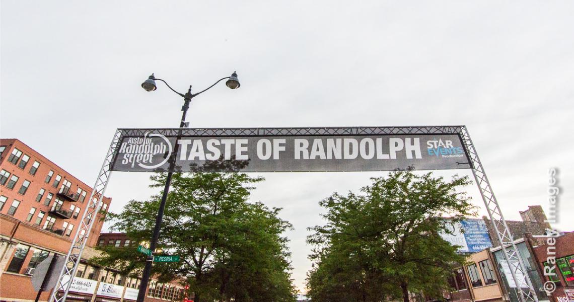 taste of randolph