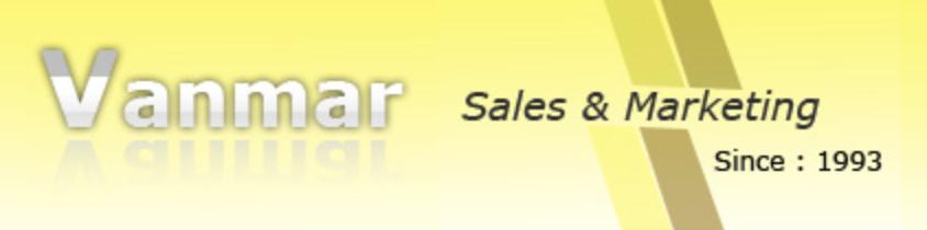 Vanmar Sales and Marketing logo