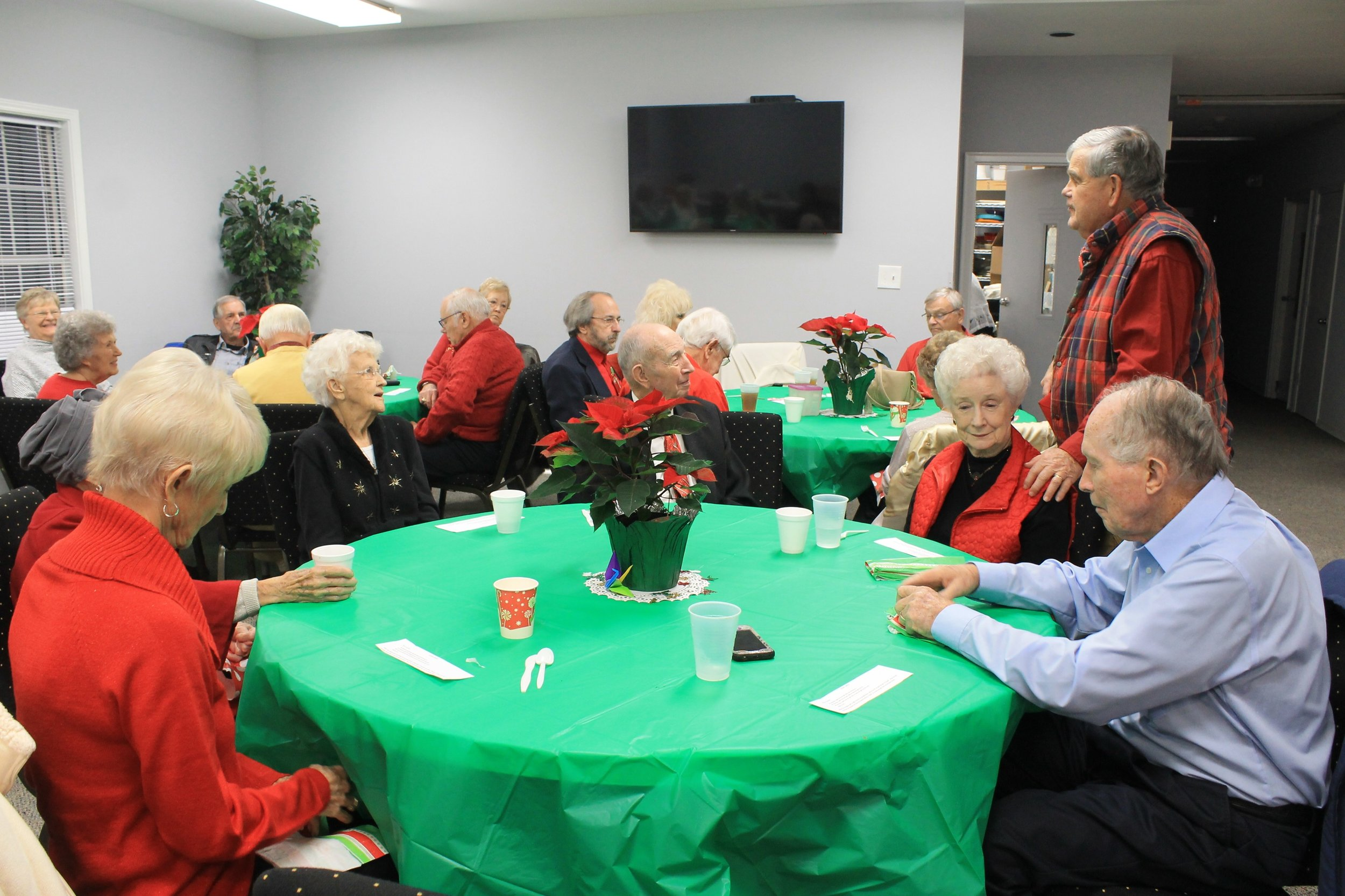 Caring and Sharing Life Group Christmas 2018