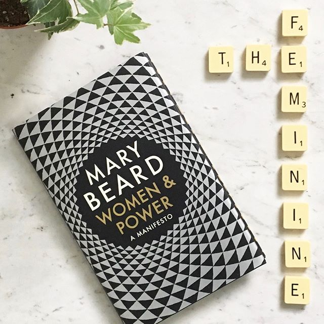 Today, The FEMININE Bookclub's pick is Mary Beard's, Women and Power. This book is a wry and witty look at what it feels like to not be taken seriously as a woman, with real life dissections of how history has treated women in power. ⠀⠀⠀⠀⠀⠀⠀⠀⠀ .⠀⠀⠀⠀⠀⠀⠀⠀⠀ Mary explores the cultural underpinnings of misogyny, societal assumptions about women's relationship with power, and how women resist the stereotyping that comes with being in a position of power.⠀⠀⠀⠀⠀⠀⠀⠀⠀ .⠀⠀⠀⠀⠀⠀⠀⠀⠀ The book is a must-read for all women who are confronted with the realities of being a women of stature in any business or industry, not just male dominated sectors. The book is available on Amazon and in all good book shops!⠀⠀⠀⠀⠀⠀⠀⠀⠀ .⠀⠀⠀⠀⠀⠀⠀⠀⠀ #TheFEMININE #WeWomen #womenandpower #marybeard #empoweringwomen #bookclub #thefemininebookclub @marybeardofficial