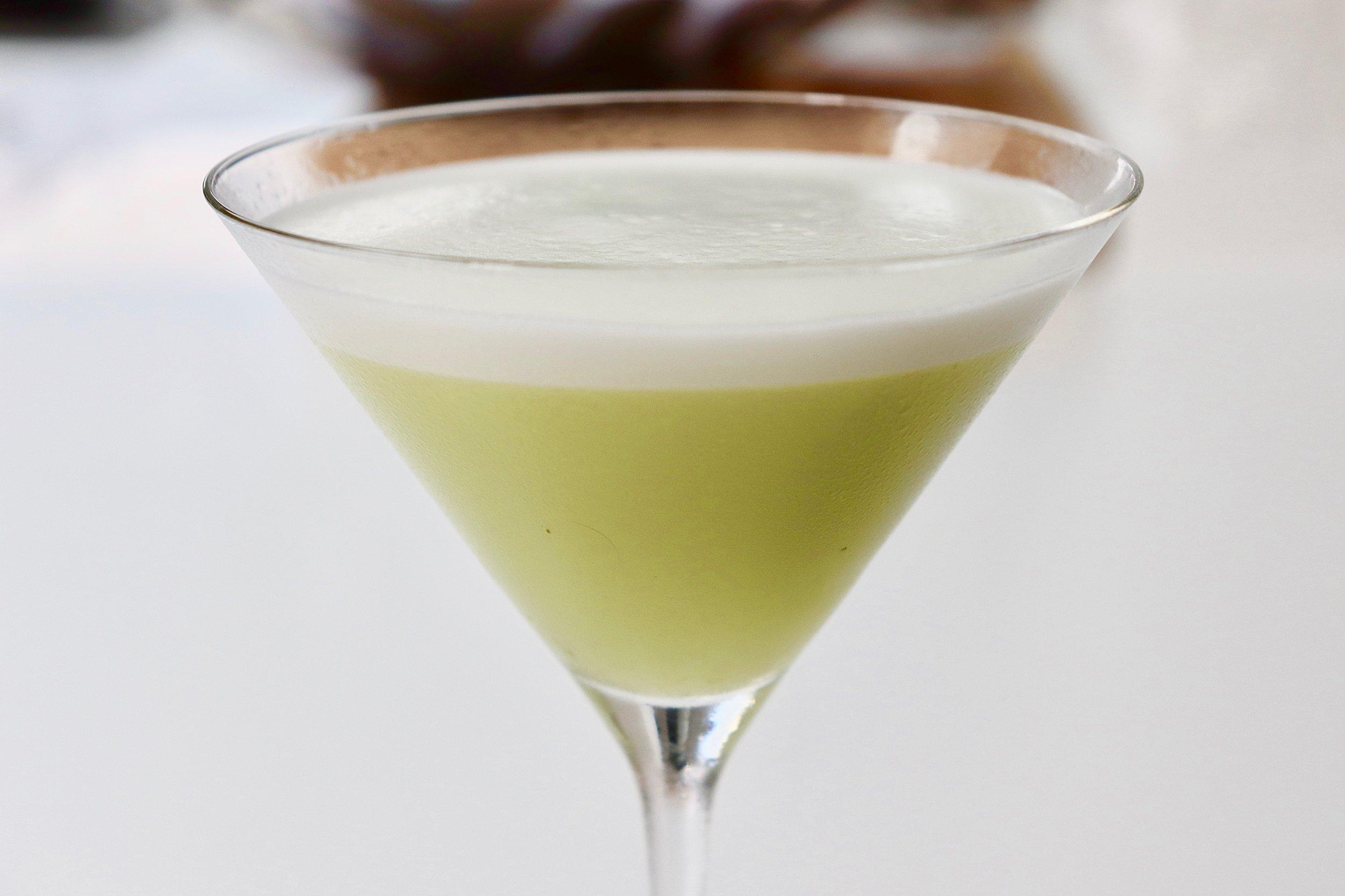 Poddington Pea Cocktail