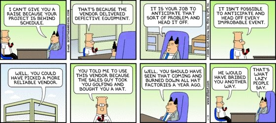 Dilbert on accountability
