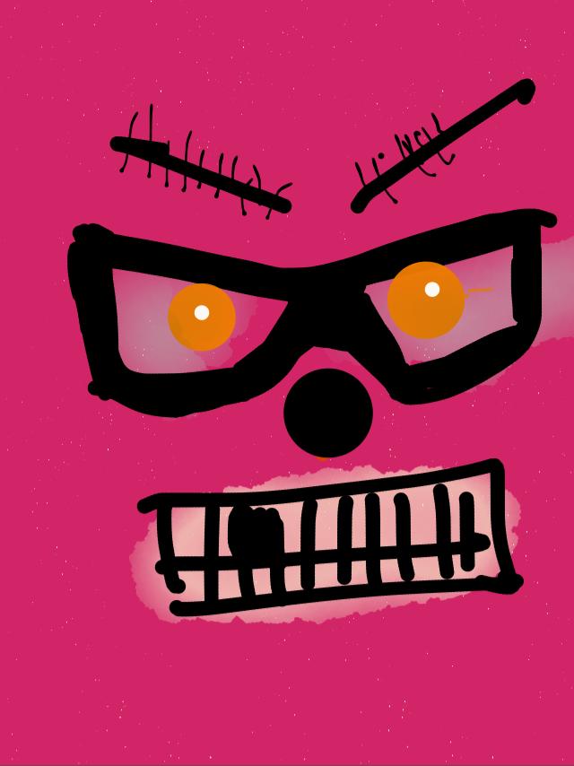 Los Muertos in Pink