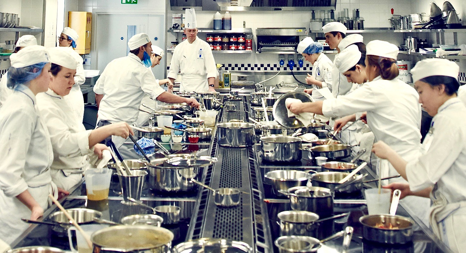Cuisine at Le Cordon Bleu College of Culinary Arts in London