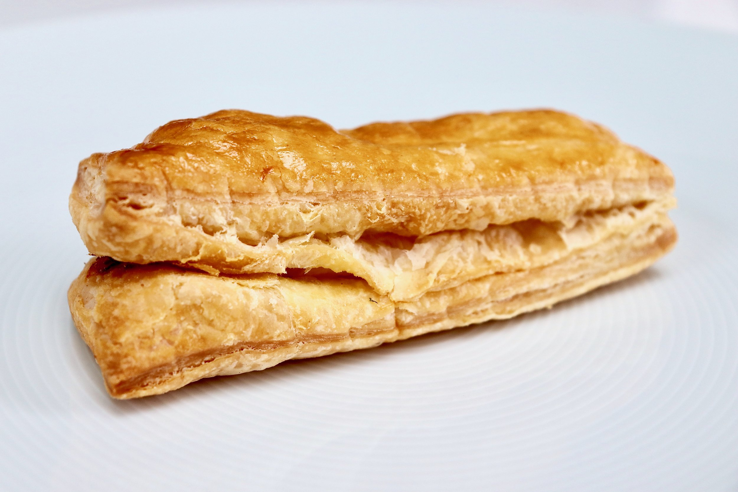 Puff pastry cheese stick