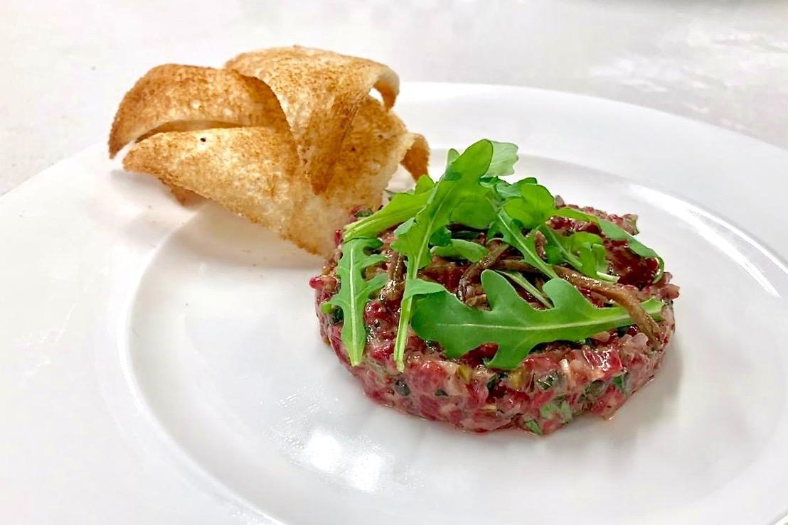 Tartare of beef