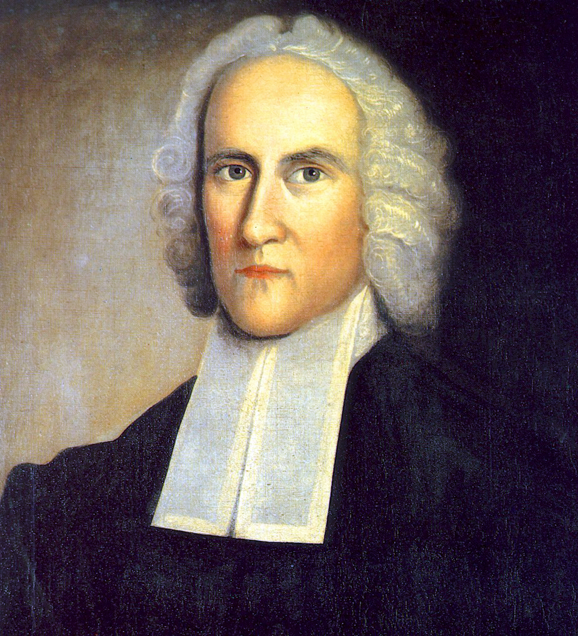 Jonathan Edwards  (October 5, 1703 – March 22, 1758) was an American revivalist preacher, philosopher, and theologian. He played a critical role in shaping the First Great Awakening, and oversaw some of the first revivals in 1733–35 at his church in Northampton, Massachusetts.