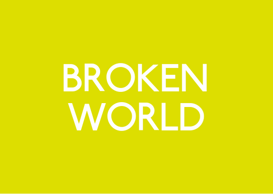 This topic will be part of the Broken World Section at the March 29th event.