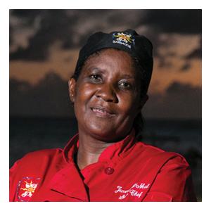 Jemma O'Neal   Head Chef