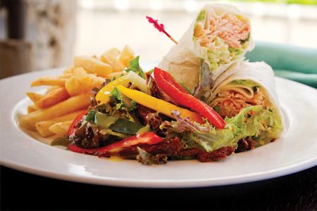The Carriage House Restaurant Barbados