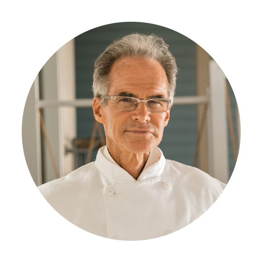 Larry Rogers    Executive Chef / Director    Cin Cin by the Sea    Primo Bar & Bistro