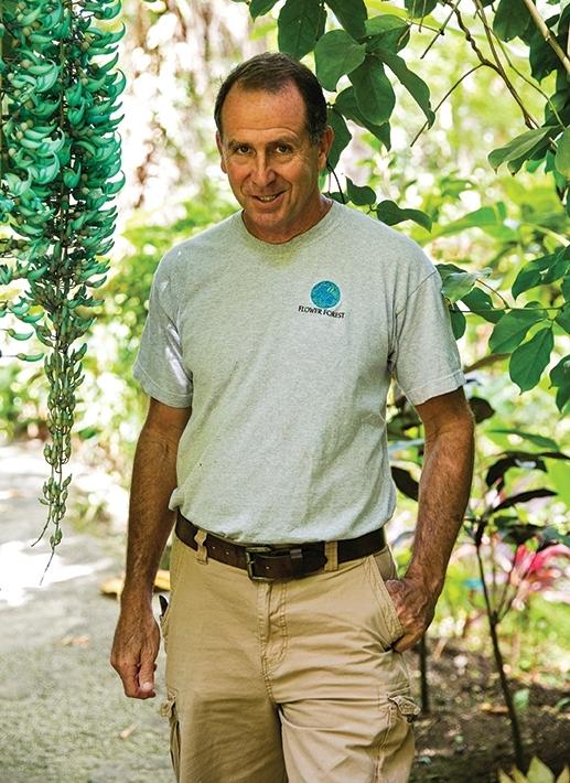 David Spieler   Owner  –  Flower Forest