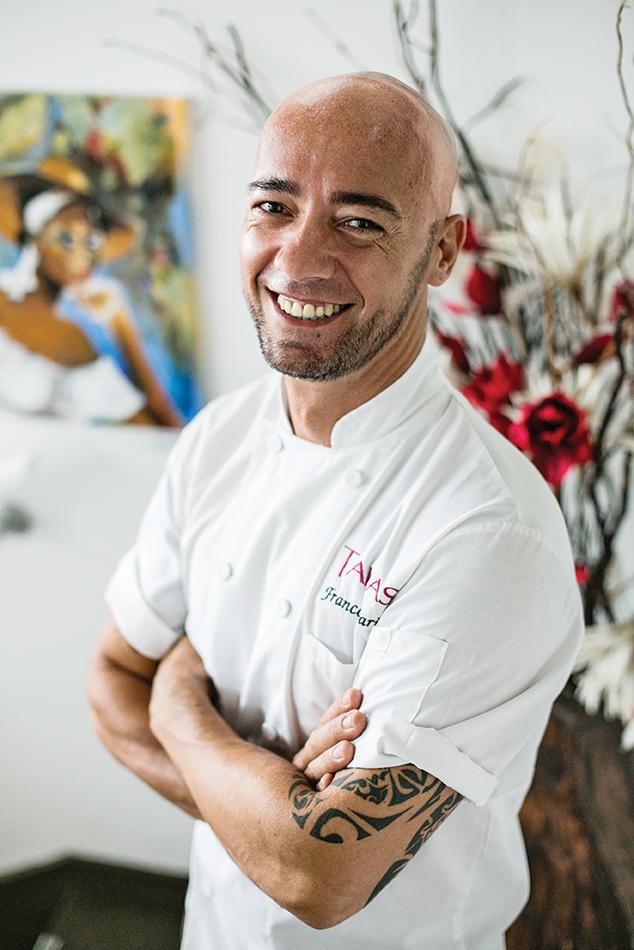 Franco Parisi   Chef / Co-owner – Tapas