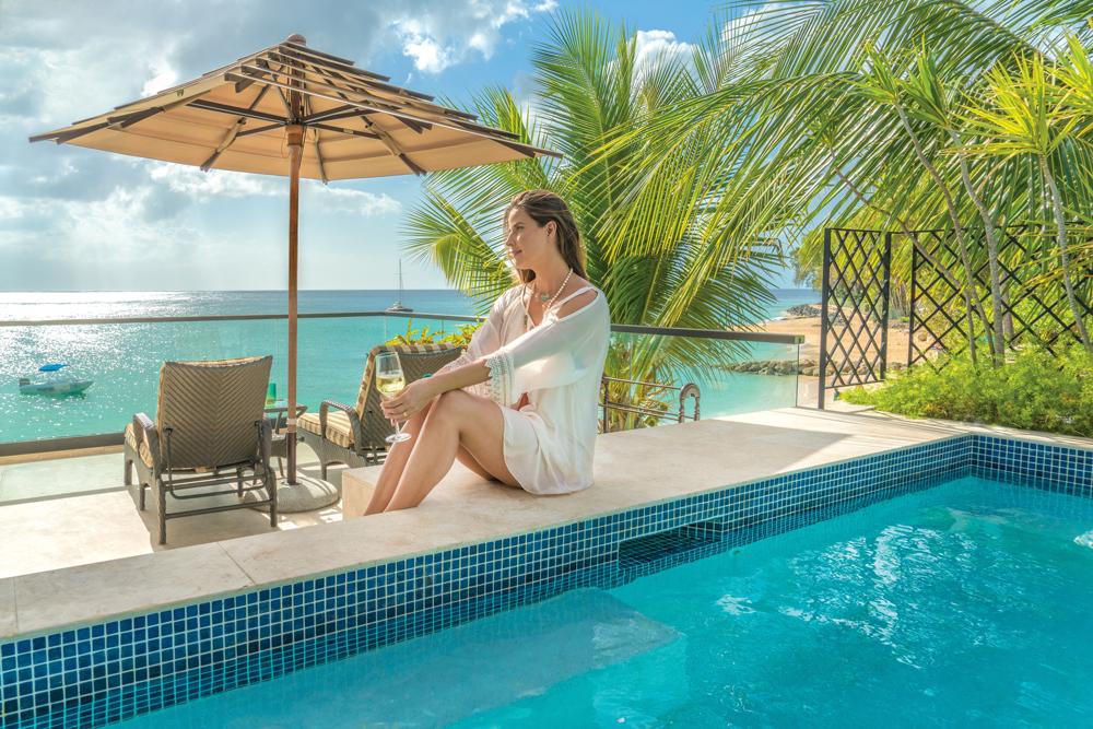 Barbados Restaurants | Honeymoon at The Sandpiper