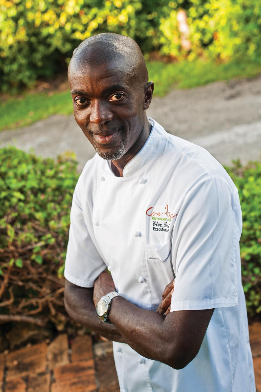 Glen Bent   Chef / Owner – Cariba Restaurant & Bar