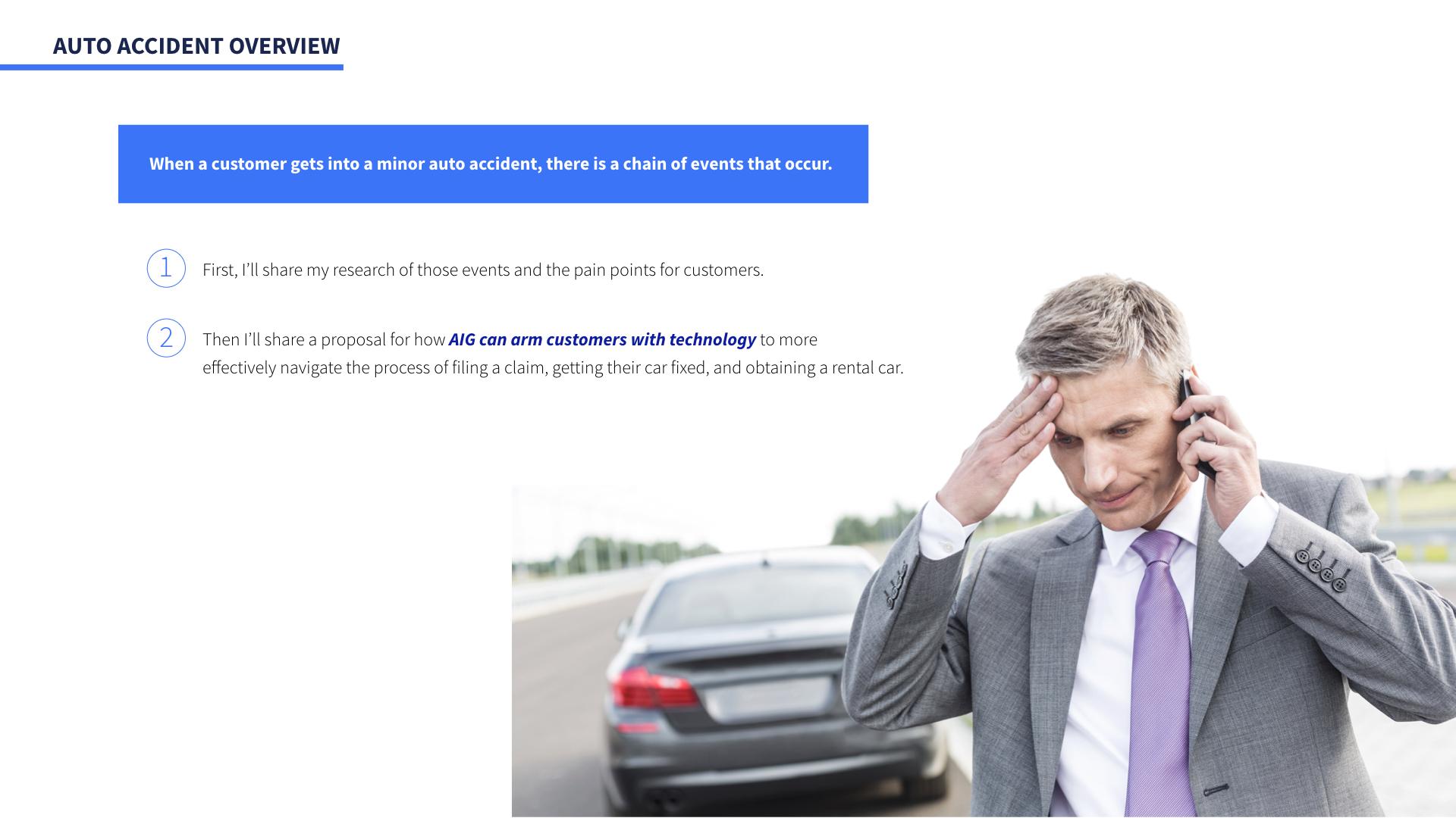 Auto Accident Overview