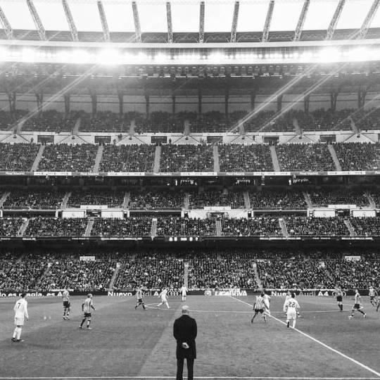 Zidane coaches Real Madrid in La Liga