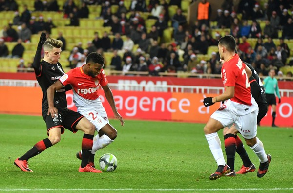 Thomas Lemar and Monaco draw against Stade Rennes in Ligue 1