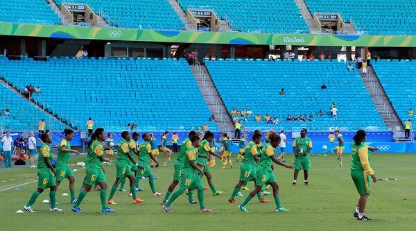 Zimbabwe Women's National Team prepares for the 2019 World Cup in France