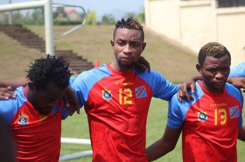 DR Congo National Team set to battle in AFCON 2019