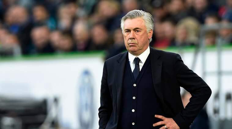 Italian and ex-Bayern Munich coach Carlo Ancelotti seems open to coaching Arsenal in the English Premier League