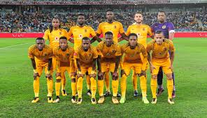 Kaizer Chiefs in South Africa Absa Premier League