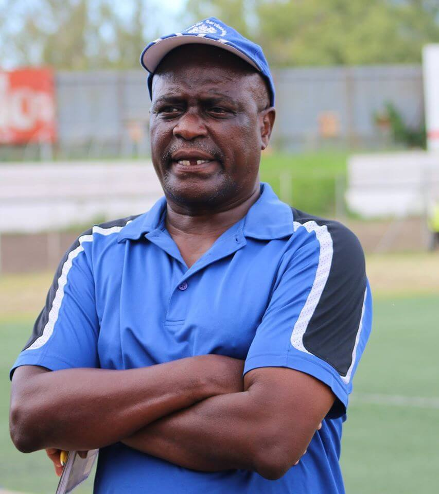 Jack Chamangwana. A nation mourns a legend. South Africa has lost a great man and manager.