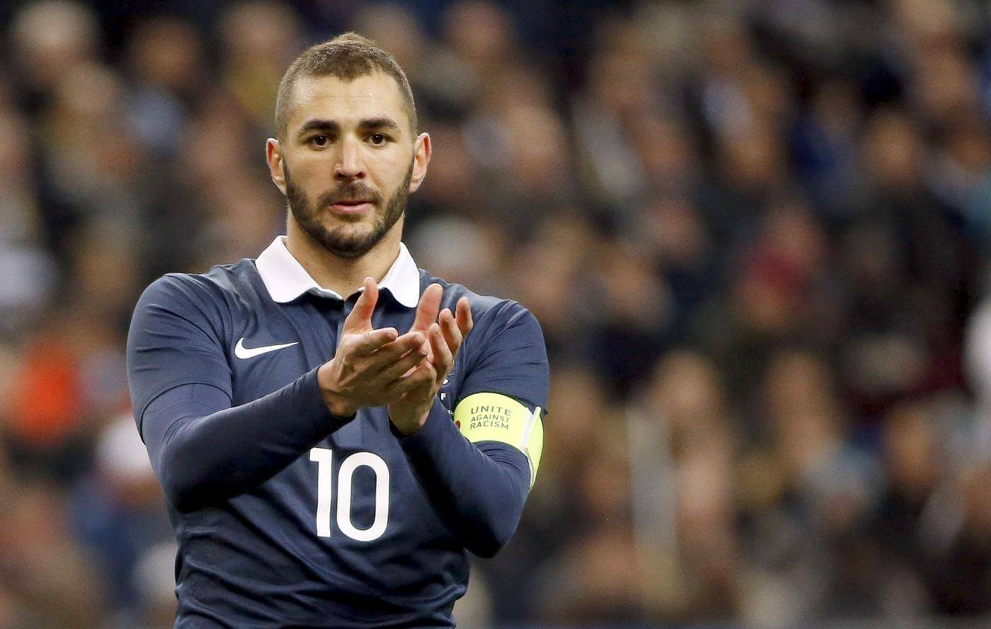 Karim Benzema of Real Madrid FC will not be representing France this summer at the World Cup 2018 in Russia.