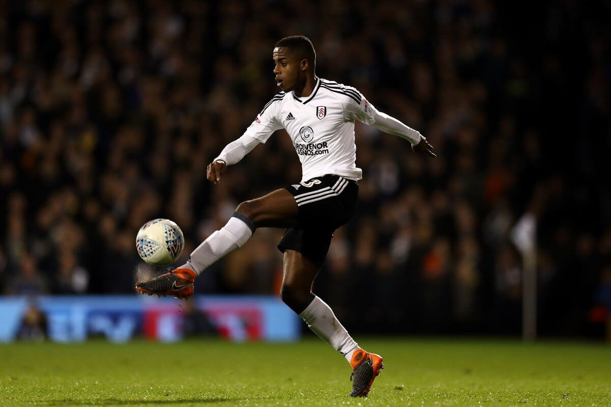 Ryan Sessegnon has Benin roots and currently plays for Fulham FC. He has appeared for England youth teams including their 2017 U-19 Euro title triumph. At just 18, he is the most talked about and sought after football name in England and some parts of Europe.