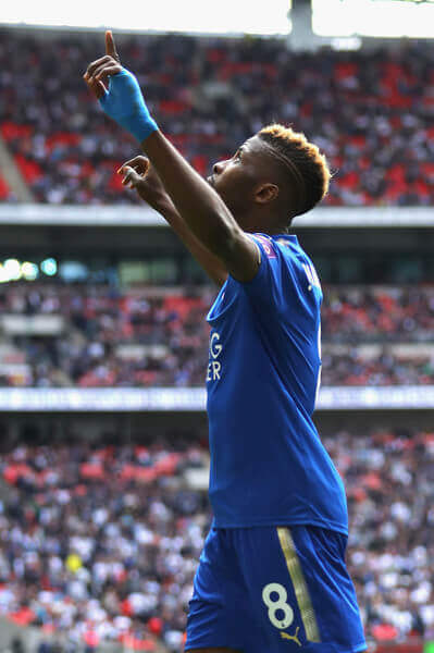 Leicester City FC Forward, Kelechi Iheanacho, Arsenal Kelechi Nwakali and the Nigerian fan, Kelechi Anyikude represent three factors that could prove crucial in Nigeria's 2018 FIFA World campaign and the future of Nigeria football as a whole.