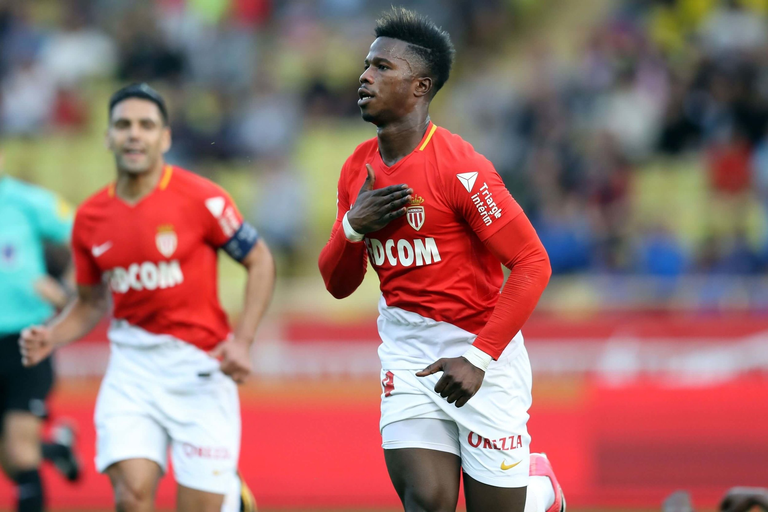 Keita Balde is a talented attacker and has a bright future for his club AS Monaco FC and the Senegal National Team.