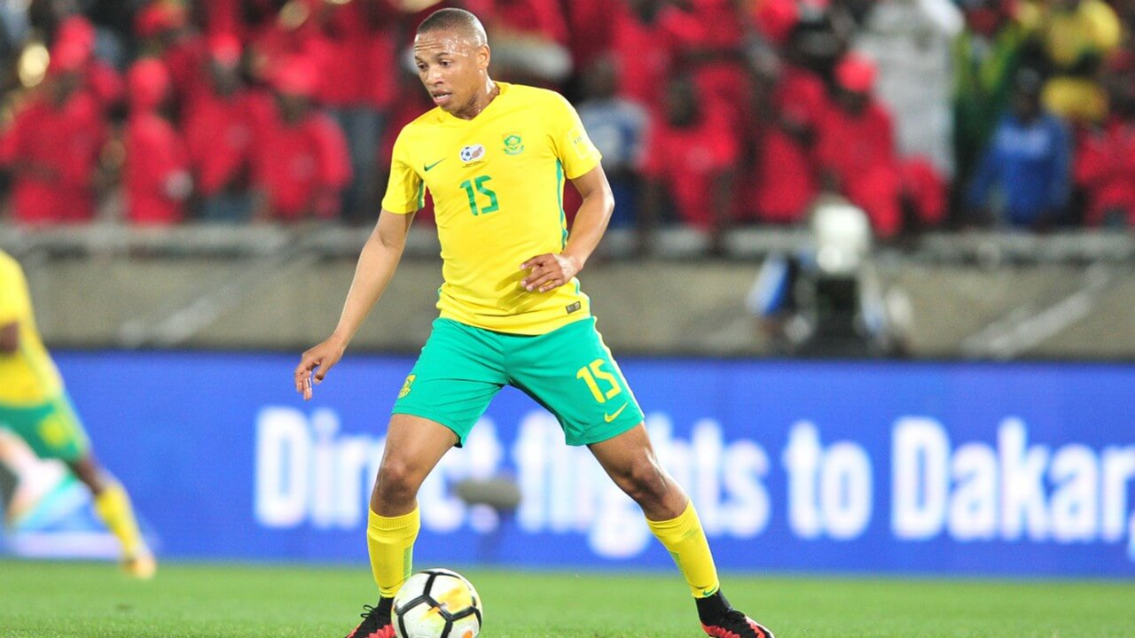 Andile Jali returns to Absa Premierships. Jali leaves Belgian side KV Otsende for Mamelodi Sundowns
