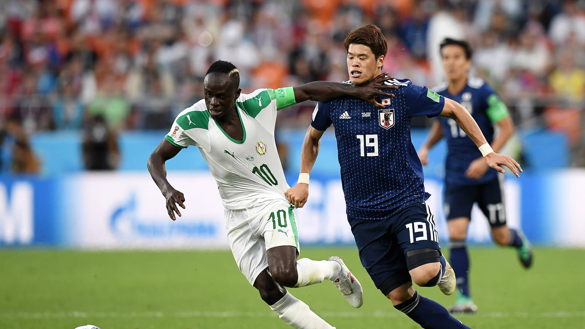 Senegal lose concentration late on and Japan snatch a draw after scoring a late goal in this 2-2 Group H duel.