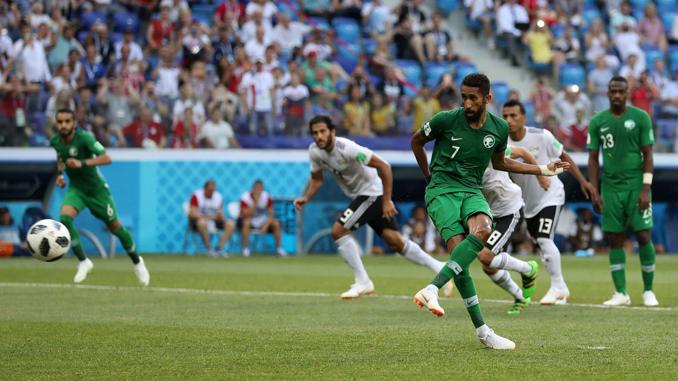 Egypt exit the World Cup 2018 with a disappointing loss to Saudi Arabia in their last game of Group A.