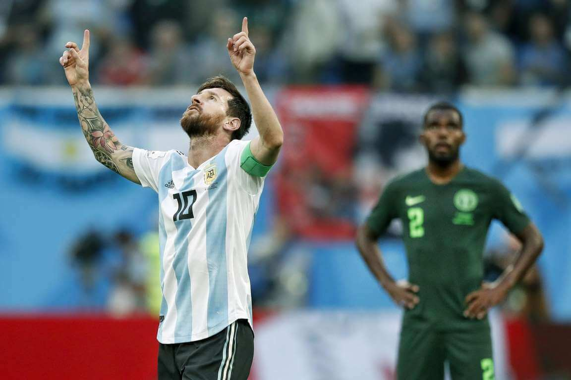 Lionel Messi must find a way to lead Argentina past France in their Round of 16 tie.