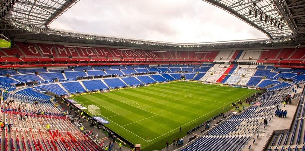 Parc Olympique Lyonnais – Lyon