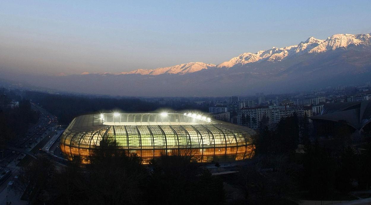 Stade des Alpes – Grenoble