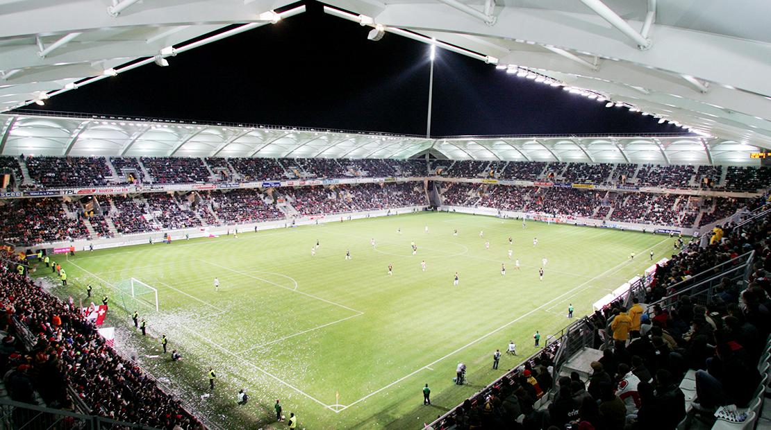 Stade Auguste-Delaune – Reims