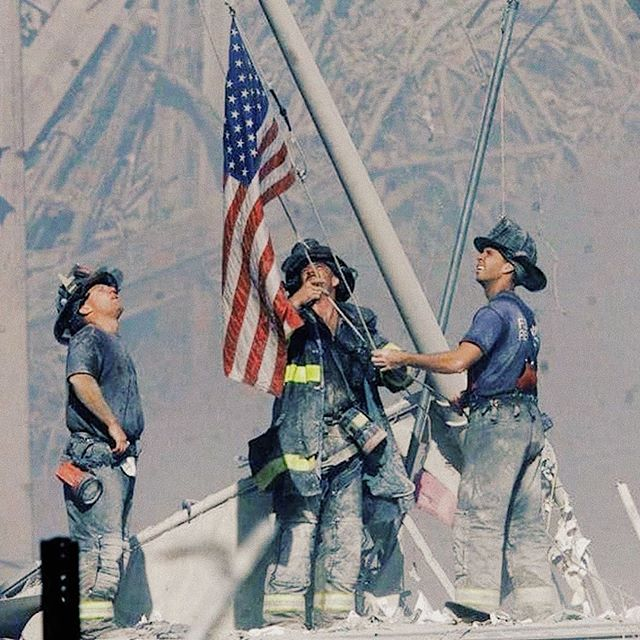 Never forget the selflessness of others. No matter your current reality, life is a gift 🙌🏿 #911 #911memorial