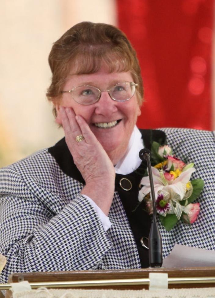 Sr. Anne Bryan Smollin, CSJ (1943-2014)