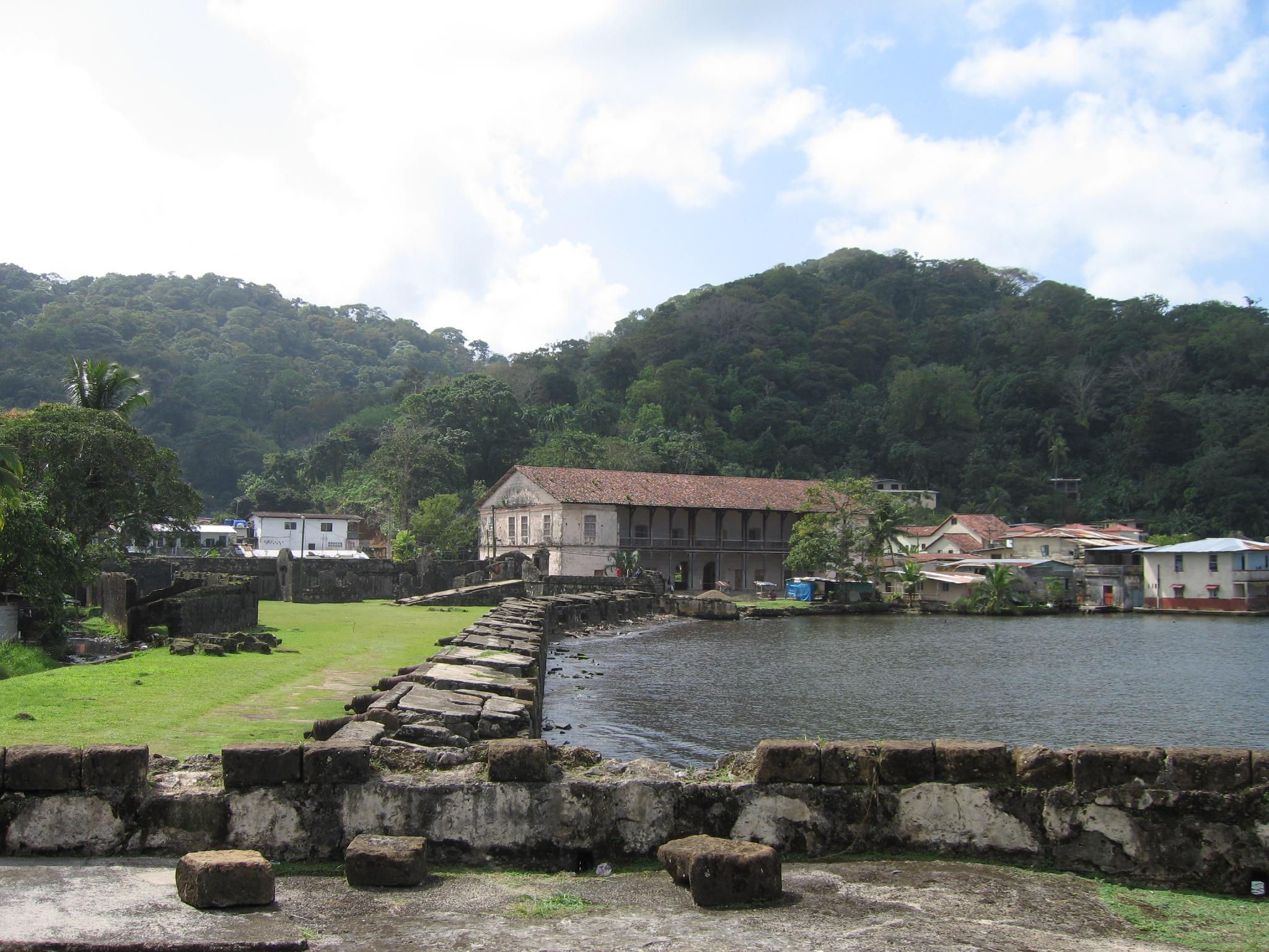 San Jeronimo Fort