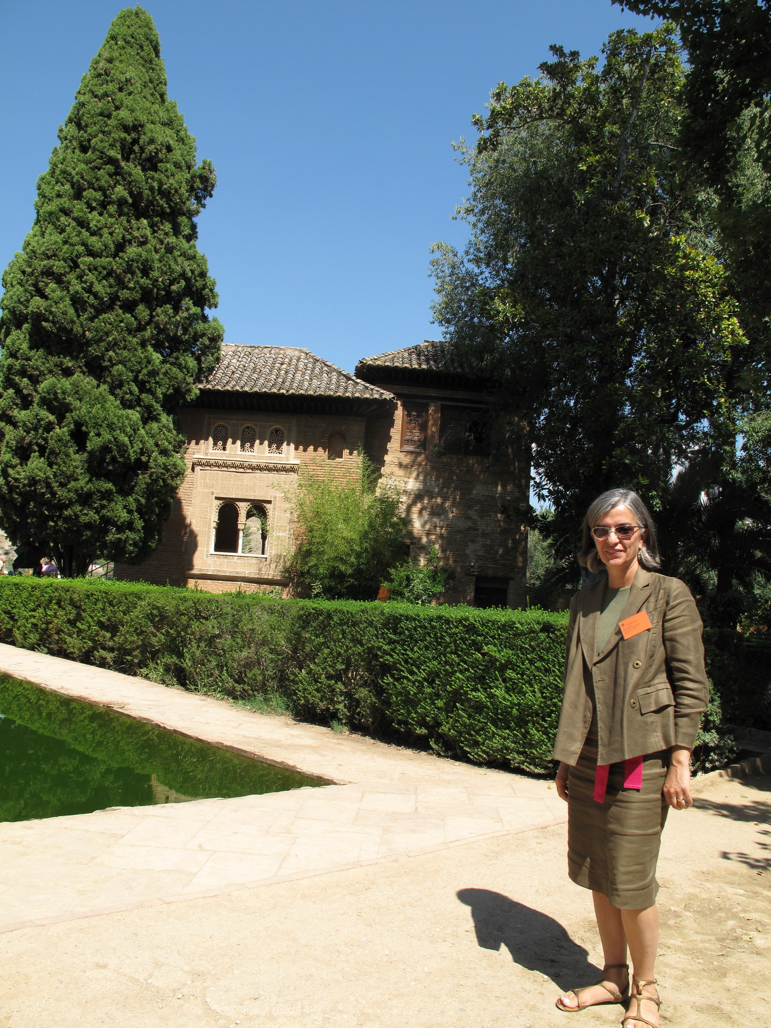 Oratorio del Partal - Alhambra, Spain