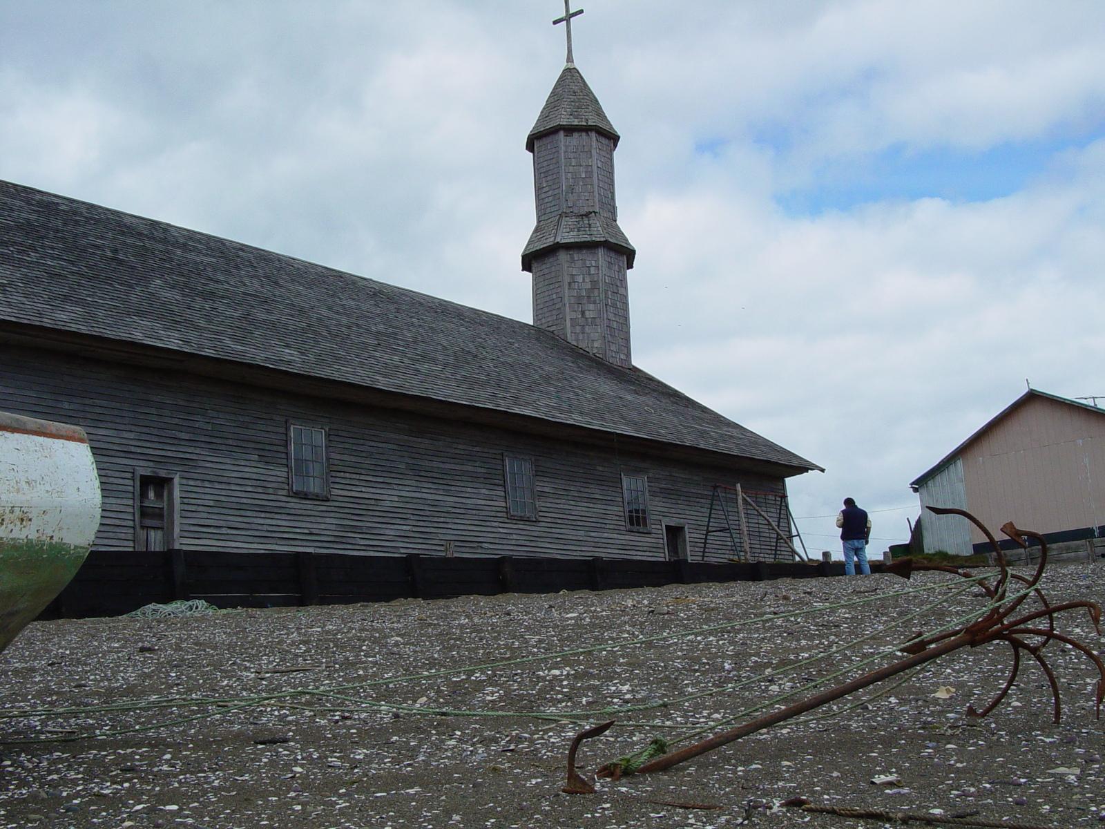CHILE - Chiloe Churches