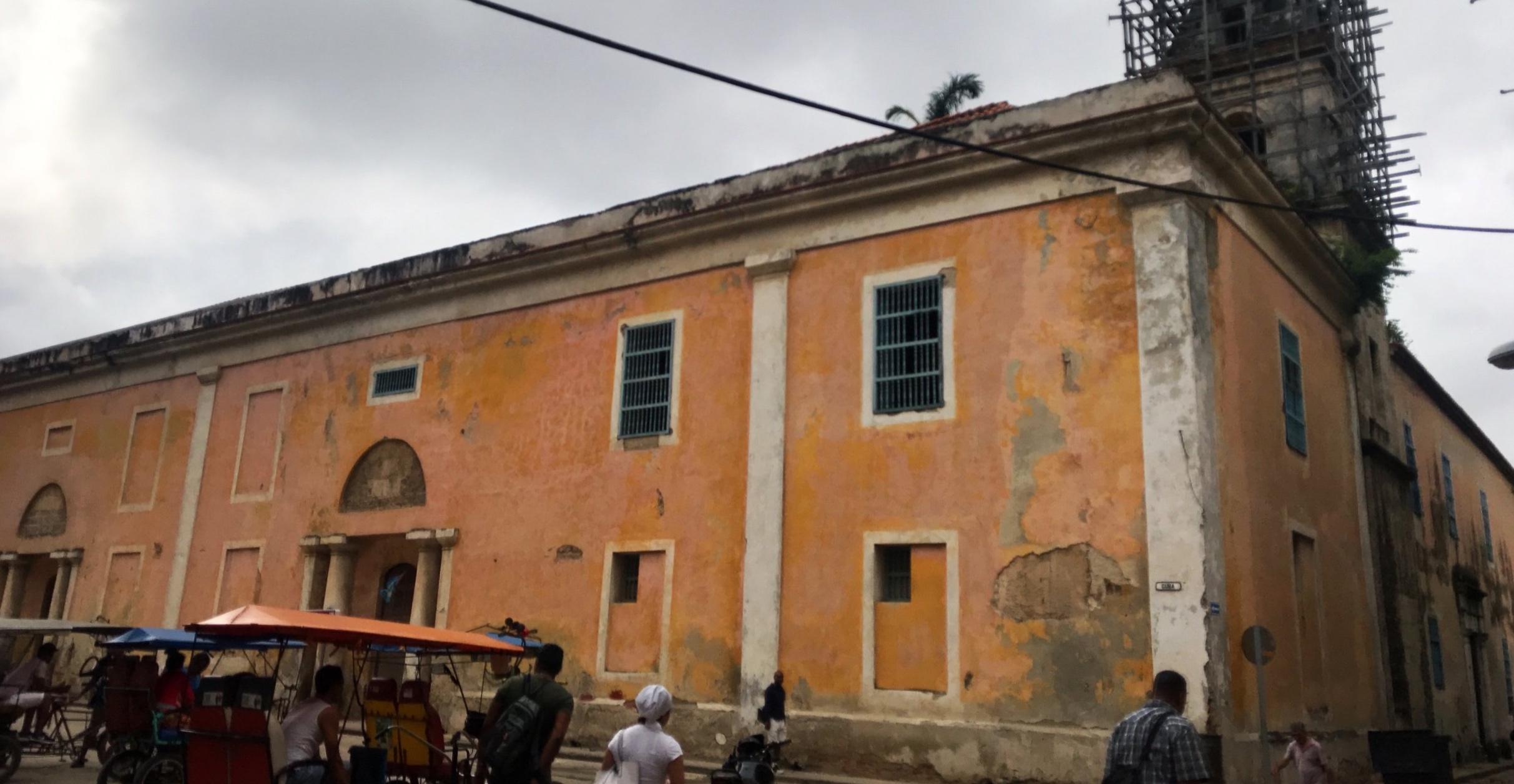 Santa Clara Convent, Habana, Cuba