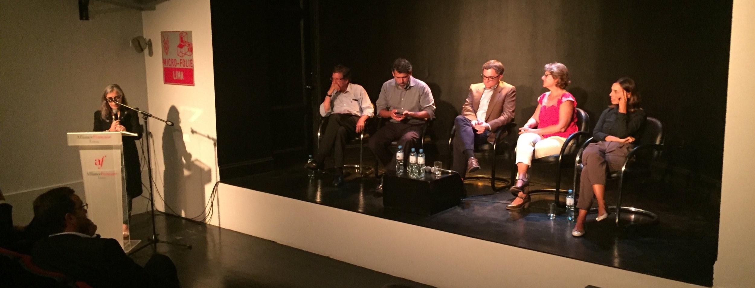 """Symposium: """"Gestion Publico Privada del Patrimonio Cultural."""" Lima- Peru"""