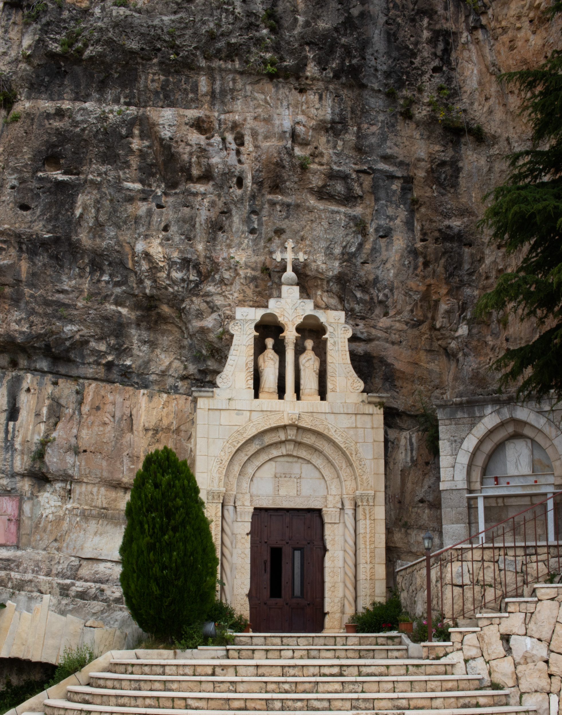 Peter and Paul Church, circa 400AD
