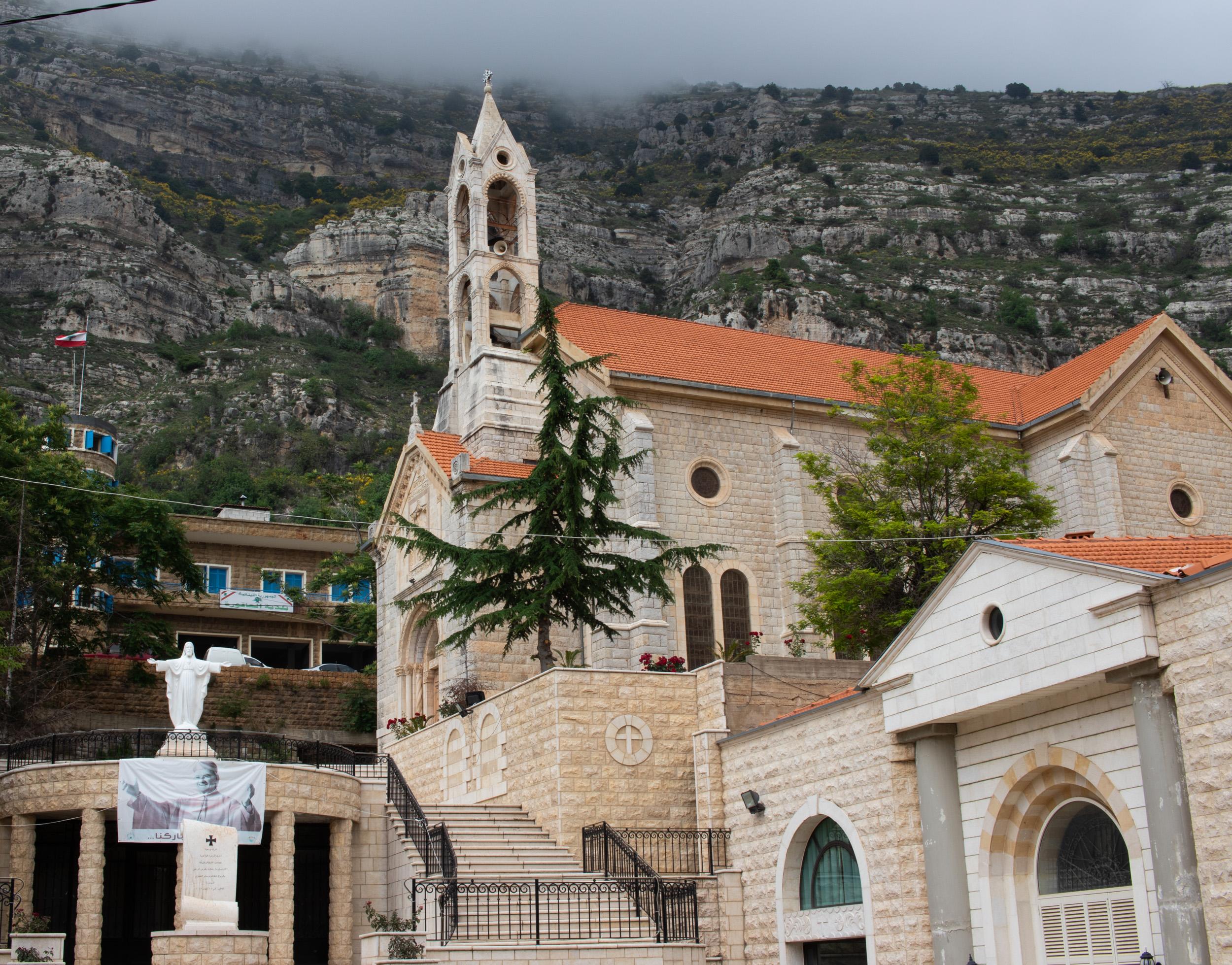 St. George's, Aqoura