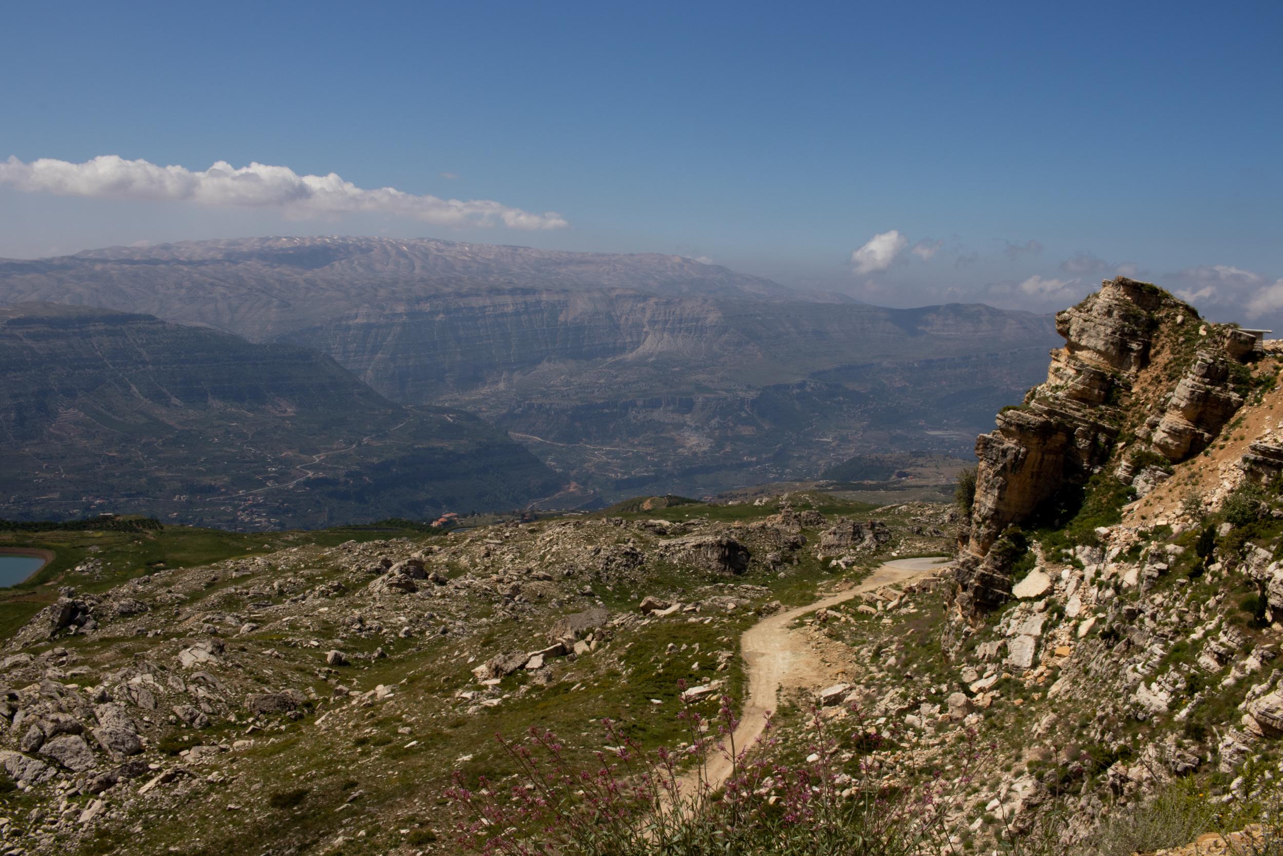 View from Saydet El Arn